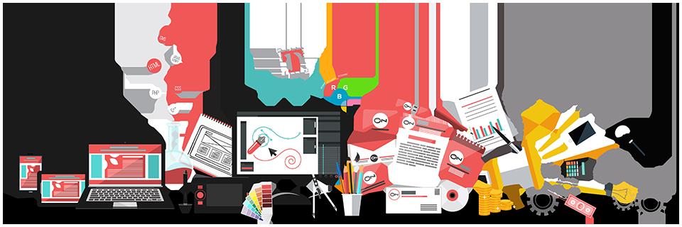 Servicios de creatividad, diseño gráfico, branding, naming, campañas, redes sociales, ilustración, diseño web, 3D, vídeos corporativos