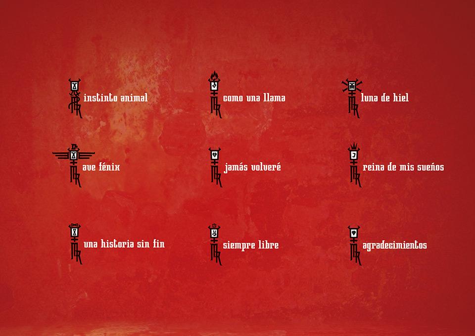 Mercury Rex rock Zaragoza Diseño iconografía