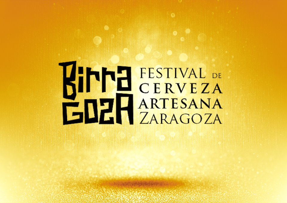 Birragoza, festival de la cerveza artesana de Zaragoza | imagen corporativa