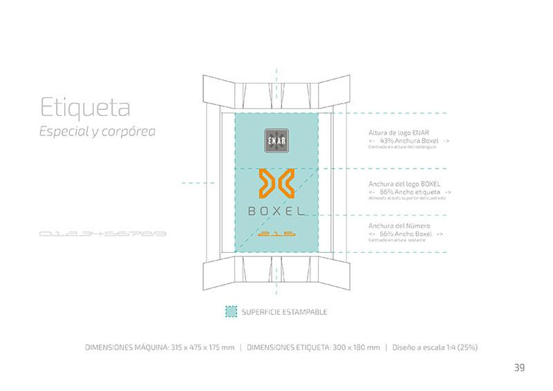 vibrador de hormigón boxel converter | campaña publicitaria | diseño de producto