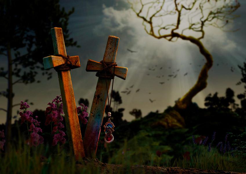 Lurte V | Compañía Almogávar | Bocetos 11 espadas de madera